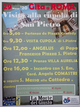 GITA A ROMA…