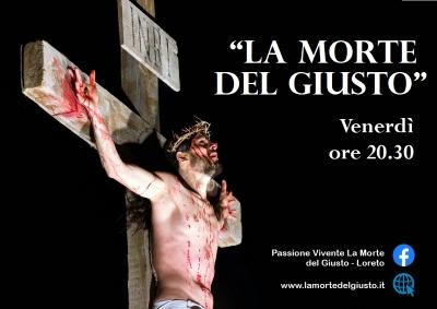 """edizione virtuale de """"La Morte Del Giusto"""""""